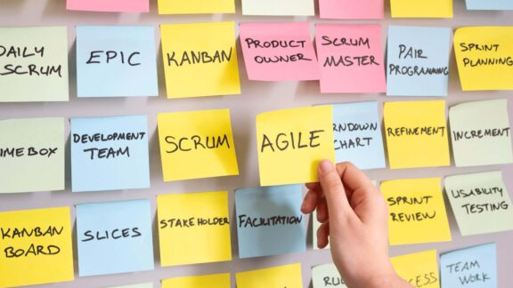 Adopting Agile Methodology