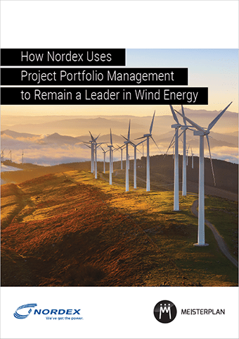 Nordex Meisterplan Case Study Cover
